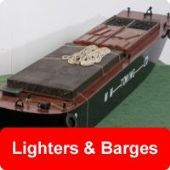 Lighters & Barges